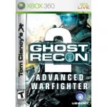 Jogo Ghost Recon Advanced Warfighter 2 Xbox 360 Usado