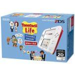 Consola Nintendo 2DS White/Red + Tomodachi Life