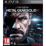 Jogo Metal Gear Solid V Ground Zeroes PS3 Usado