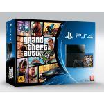 Consola Sony PlayStation 4 PS4 500GB + GTA V PS4