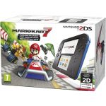 Consola Nintendo 2DS Blue + Mario Kart 7