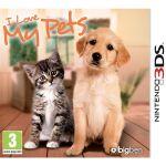 Jogo I Love my Pets 3DS