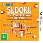 Jogo Sudoku the Puzzle Game Collection 3DS