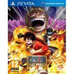 Jogo One Piece Pirate Warriors 3 PS Vita