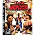 Jogo TNA Impact! Total Nonstop Action Wrestling PS3 Usado