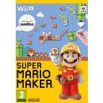 Jogo Super Mario Maker Wii U + Artbook