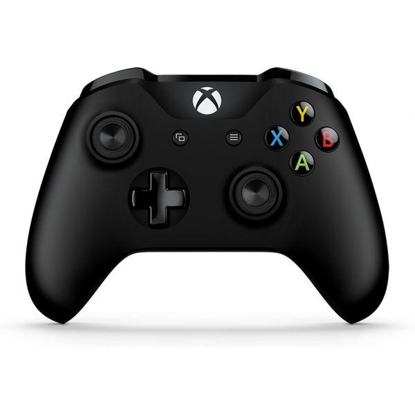Microsoft Wireless Controller Black Xbox One - EX6-00002