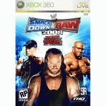Jogo WWE SmackDown vs. RAW 2008 XBox 360 Usado