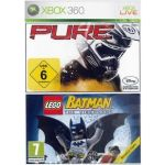 Jogo Pure + Lego Batman The Video Game Xbox 360 Usado