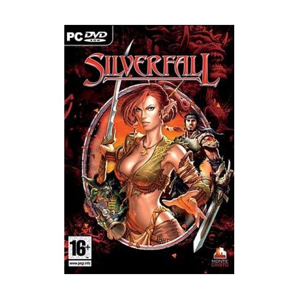 Silverfall PC Usado