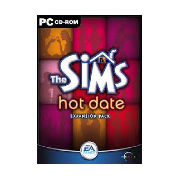 The Sims Hot Date sem caixa PC Usado