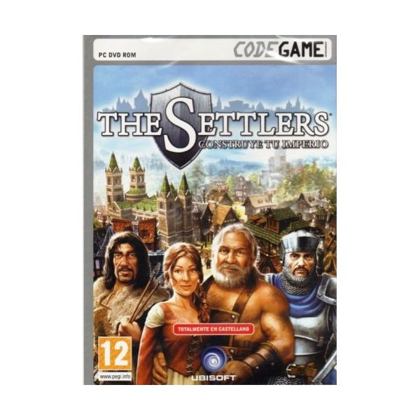 The Settlers PC Usado