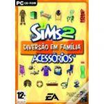 Sims 2 Diversão em Família Acessórios PC Usado