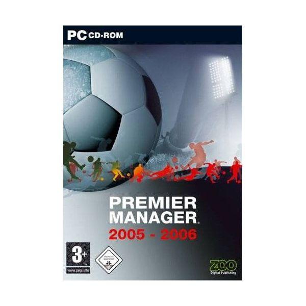 Premier Manager 2005-2006 PC Usado