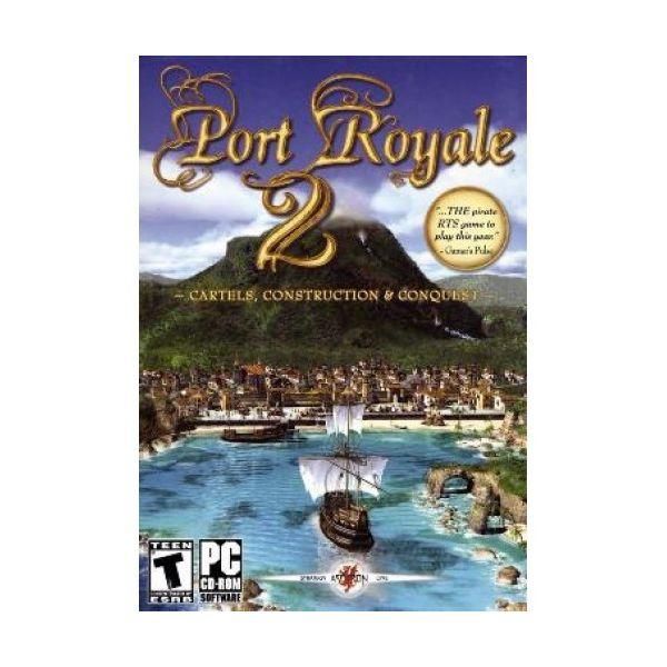 Port Royale 2 PC Usado