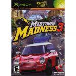 Jogo Midtown Madness 3 sem caixa Xbox Usado