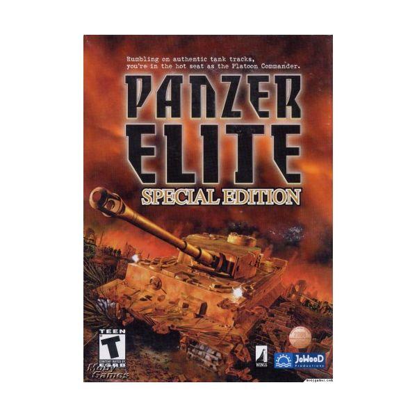Panzer Elite Special Edition PC Usado