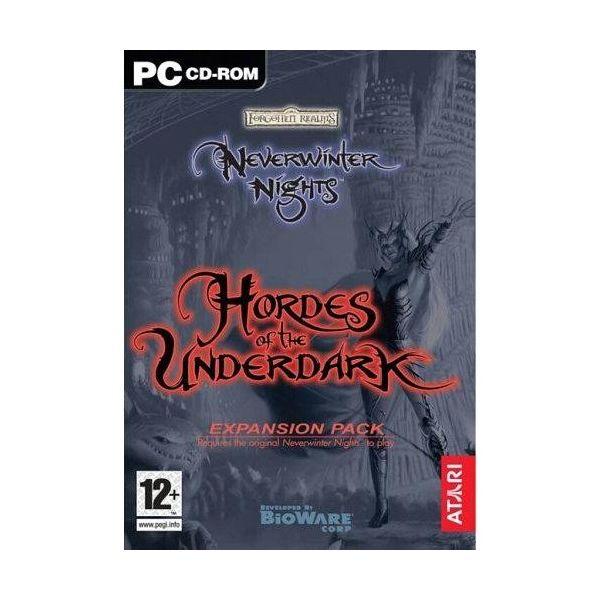 Neverwinter Nigths Hordes of the Underdark PC Usado