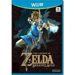 Jogo The Legend of Zelda Breath of The Wild Wii U