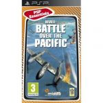 Jogo WWII Battle Over The Pacific PSP Usado