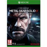 Jogo Metal Gear Solid V Ground Zeroes Xbox One Usado
