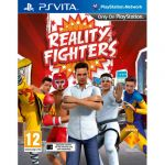 Jogo Reality Fighters PS Vita Usado