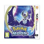 Jogo Pokémon Moon 3DS
