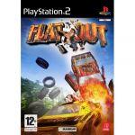 Jogo FlatOut PS2 Usado