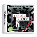 Jogo 1001 Crosswords DS