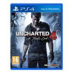 Jogo Uncharted 4 A Thief's End PS4 Usado