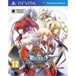 Jogo Blazblue Chrono Phantasma Extend PS Vita