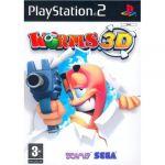 Jogo Worms 3D PS2 Usado
