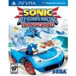 Jogo Sonic and All-Stars Racing Transformed PS Vita Usado