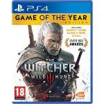 Jogo The Witcher 3: Wild Hunt GOTY PS4