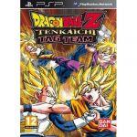 Jogo Dragon Ball Z Tenkaichi Tag Team sem caixa PSP Usado