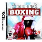 Jogo Don King Boxing DS
