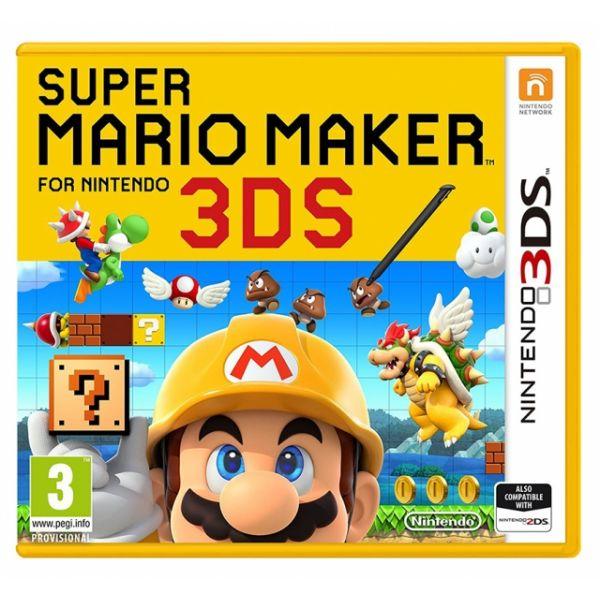 Jogo Super Mario Maker 3DS