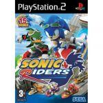Jogo Sonic Riders Zero Gravity PS2 Usado
