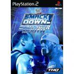 Jogo SmackDown Shut Your Mouth PS2 Usado
