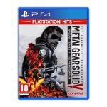 Jogo Metal Gear Solid V The Definitive Experience PS4