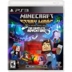 Jogo Minecraft Story Mode Complete Adventure PS3