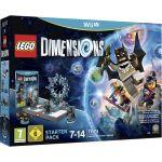 Jogo LEGO Dimensions Starter Pack Wii U