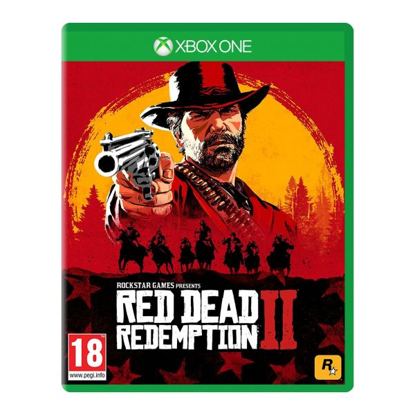 Jogo Red Dead Redemption 2 Xbox One