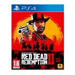 Jogo Red Dead Redemption 2 PS4