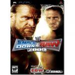 Jogo WWE Smackdown Vs Raw 2009 PSP Usado