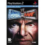 Jogo Smackdown Vs Raw PS2 Usado