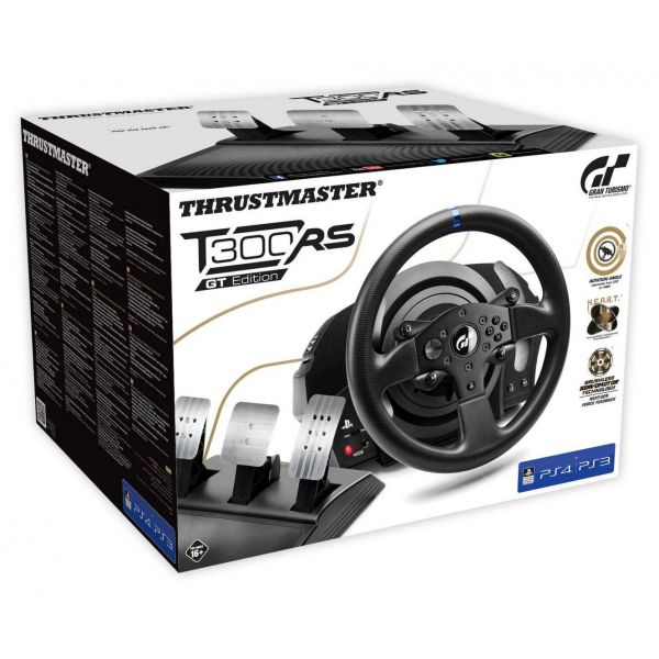 Thrustmaster Volante T300 RS GT Edition for PC/PS3/PS4
