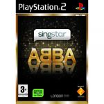 Jogo Singstar ABBA PS2 Usado