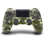 Sony DualShock 4 Green Camo V2 PS4