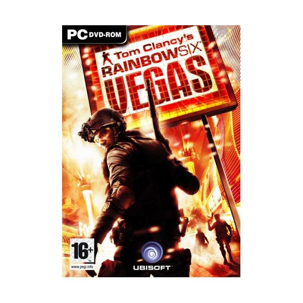 Tom Clancy's Rainbow Six Vegas PC Usado